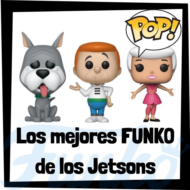 Los mejores FUNKO POP de los Jetsons