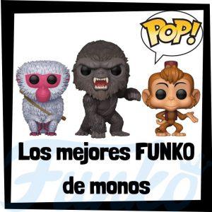Los mejores FUNKO POP de monos - Funko POP de animales