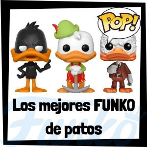 Los mejores FUNKO POP de patos - Funko POP de animales - FUNKO POP de animales