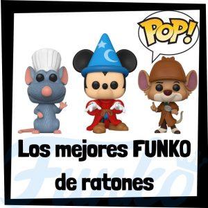 Los mejores FUNKO POP de ratones - Funko POP de animales