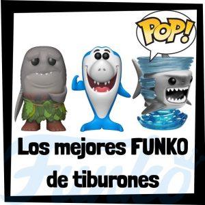 Los mejores FUNKO POP de tiburones - Funko POP de tiburón de animales