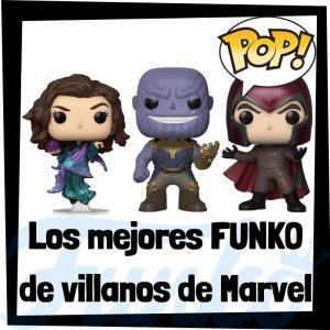 Los mejores FUNKO POP de villanos de Marvel - Funko POP de villanos de los Vengadores - Funko POP de los enemigos de Marvel