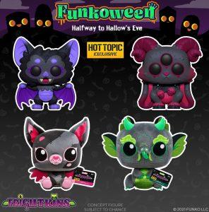 FUNKO POP Frightkins de FUNKOWEEN 2021 2 - Los mejores FUNKO POP de FUNKOWEEN - FUNKO POP de FUNKOWEEN Día 3
