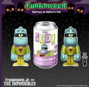 FUNKO POP Soda Frankenstein Jr de FUNKOWEEN 2021 - Los mejores FUNKO POP de FUNKOWEEN - FUNKO POP de FUNKOWEEN Día 5