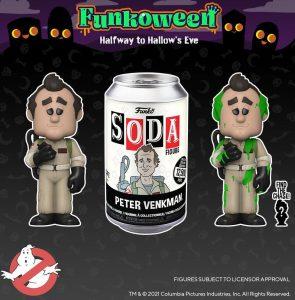 FUNKO POP Soda Ghostbusters de FUNKOWEEN 2021 - Los mejores FUNKO POP de FUNKOWEEN - FUNKO POP de FUNKOWEEN Día 3