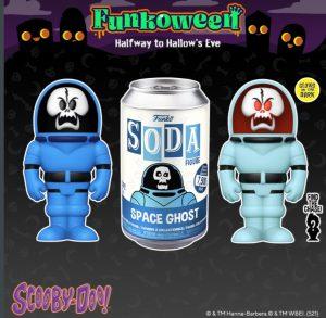 FUNKO POP Soda Scooby-Doo de FUNKOWEEN 2021 - Los mejores FUNKO POP de FUNKOWEEN - FUNKO POP de FUNKOWEEN Día 5