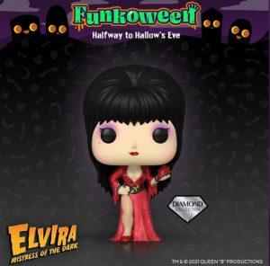 FUNKO POP Soda de Elvira de FUNKOWEEN - Los mejores FUNKO POP de FUNKOWEEN - FUNKO POP de Halloween de 2021