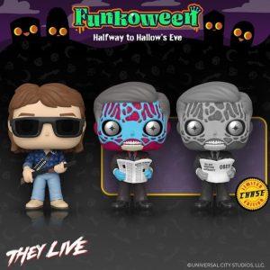 FUNKO POP The Live de FUNKOWEEN 2021 - Los mejores FUNKO POP de FUNKOWEEN - FUNKO POP de FUNKOWEEN Día 4