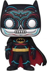 FUNKO POP de Batman de DC Día de los Muertos - Los mejores FUNKO POP de DC día de los muertos - FUNKO POP de DC