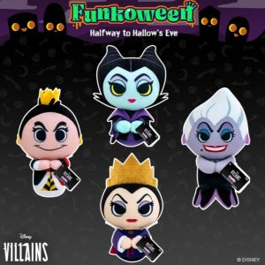 FUNKO POP de FUNKOWEEN de peluches villanos de Disney - Los mejores FUNKO POP de FUNKOWEEN - FUNKO POP de Halloween de 2021