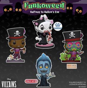 FUNKO POP de FUNKOWEEN de villanos de Disney 2 - Los mejores FUNKO POP de FUNKOWEEN - FUNKO POP de Halloween de 2021