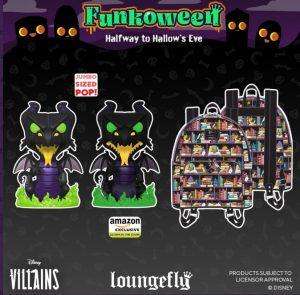 FUNKO POP de FUNKOWEEN especiales de villanos de Disney - Los mejores FUNKO POP de FUNKOWEEN - FUNKO POP de Halloween de 2021