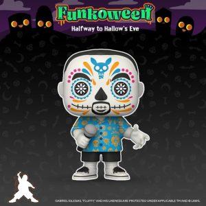 FUNKO POP de Fluffy Día de los Muertos de FUNKOWEEN 2021 - Los mejores FUNKO POP de FUNKOWEEN - FUNKO POP de FUNKOWEEN Día 5