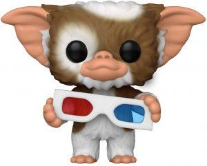 FUNKO POP de Gizmo con gafas de 3D - Los mejores FUNKO POP Gremlins - FUNKO POP de películas de miedo