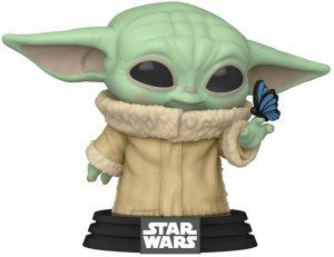 FUNKO POP de Grogu exclusivo Gamestop - Los mejores FUNKO POP de Baby Yoda de The Mandalorian Season 2 - FUNKO POP de Star Wars