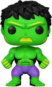FUNKO POP de Hulk de Marvel Black Light - Los mejores FUNKO POP de Marvel Black Light - FUNKO POP de Marvel