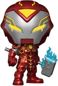 FUNKO POP de Iron Hammer de Marvel Infinity Warps - Los mejores FUNKO POP de Marvel Infinity Warps - FUNKO POP de Infinity Warps de Marvel