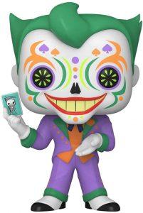 FUNKO POP de Joker de DC Día de los Muertos - Los mejores FUNKO POP de DC día de los muertos - FUNKO POP de DC