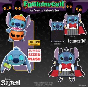 FUNKO POP de Lilo y Stitch de FUNKOWEEN 2021 - Los mejores FUNKO POP de FUNKOWEEN - FUNKO POP de FUNKOWEEN Día 2