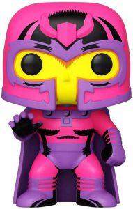 FUNKO POP de Magneto de Marvel Black Light - Los mejores FUNKO POP de Marvel Black Light - FUNKO POP de Marvel