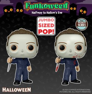 FUNKO POP de Michael Myers de 15 cm de FUNKOWEEN 2021 - Los mejores FUNKO POP de FUNKOWEEN - FUNKO POP de FUNKOWEEN