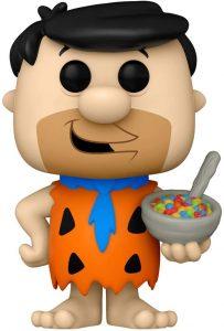 FUNKO POP de Pedro Picapiedra Cereal de los Picapiedra - Los mejores FUNKO POP Flintstones - FUNKO POP de los Picapiedra