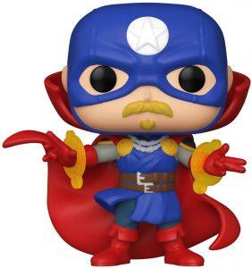 FUNKO POP de Soldier Supreme de Marvel Infinity Warps - Los mejores FUNKO POP de Marvel Infinity Warps - FUNKO POP de Infinity Warps de Marvel