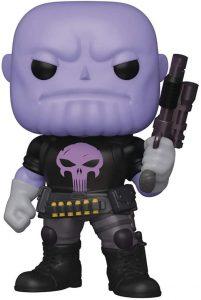 FUNKO POP de Thanos de The Punisher - Los mejores FUNKO POP Marvel - FUNKO POP exclusivos