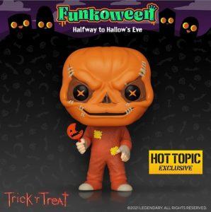 FUNKO POP de Trick r Treat de FUNKOWEEN 2021 - Los mejores FUNKO POP de FUNKOWEEN - FUNKO POP de FUNKOWEEN Día 5