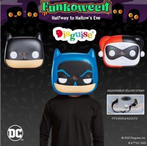 FUNKO POP disfraces de Batman de DC de FUNKOWEEN 2021 - Los mejores FUNKO POP de FUNKOWEEN - FUNKO POP de FUNKOWEEN Día 4