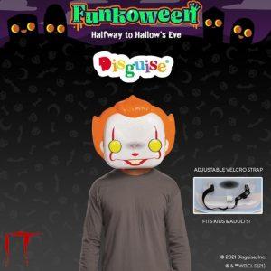 FUNKO POP disfraces de Pennywise de IT de FUNKOWEEN 2021 - Los mejores FUNKO POP de FUNKOWEEN - FUNKO POP de FUNKOWEEN Día 4