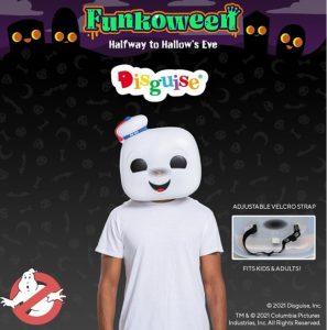 FUNKO POP disfraces de los Cazafantasmas de FUNKOWEEN 2021 - Los mejores FUNKO POP de FUNKOWEEN - FUNKO POP de FUNKOWEEN Día 4