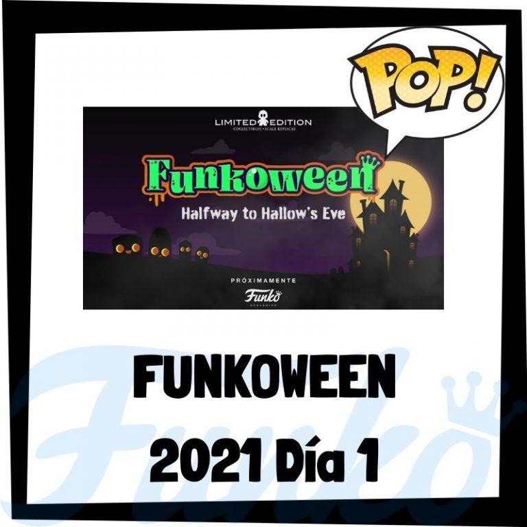 Lee más sobre el artículo FunkoWeen 2021 Día 1