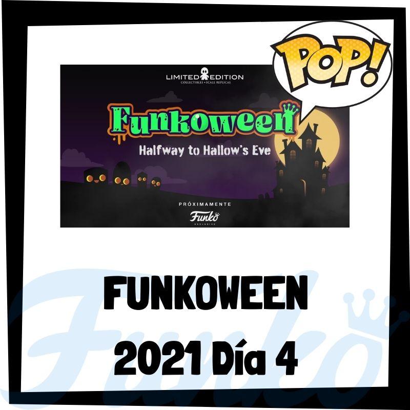 FunkoWeen 2021 Día 4