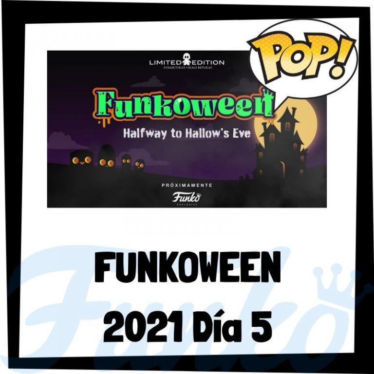 Lee más sobre el artículo FunkoWeen 2021 Día 5