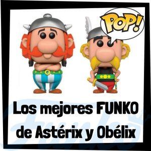 Los mejores FUNKO POP de Astérix y Obélix - Funko POP de series de televisión de dibujos animados