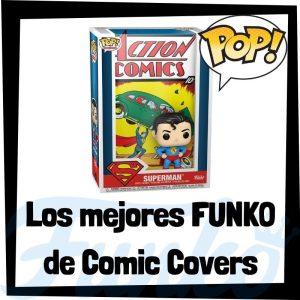 Los mejores FUNKO POP de Comic Covers