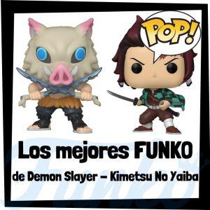 Los mejores FUNKO POP de Demon Slayer - Kimetsu no Yaiba - Funko POP de animes y mangas - Figuras y muñecos FUNKO POP de Kimetsu no Yaiba