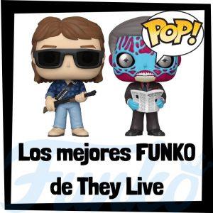 Los mejores FUNKO POP de They live de FUNKOWeen - Están vivos - Los mejores FUNKO POP de personajes de They Live FUNKO POP