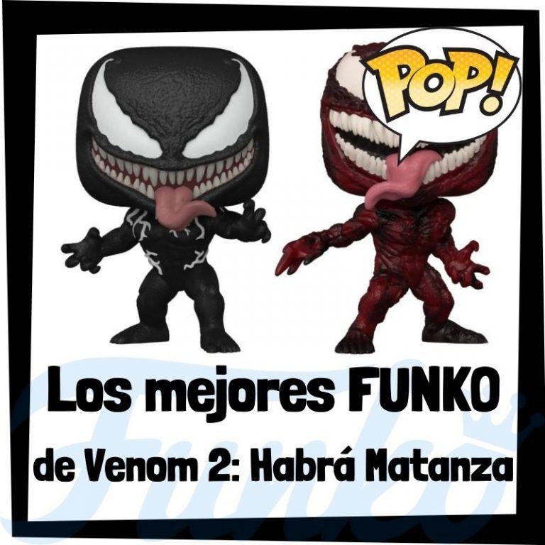 Lee más sobre el artículo Los mejores FUNKO POP de Venom 2: Habrá Matanza