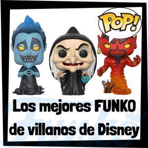 Los mejores FUNKO POP de Villains de Disney - villanos de Disney - Los mejores FUNKO POP de villanos de Disney 2021 - Funko POP de Disney