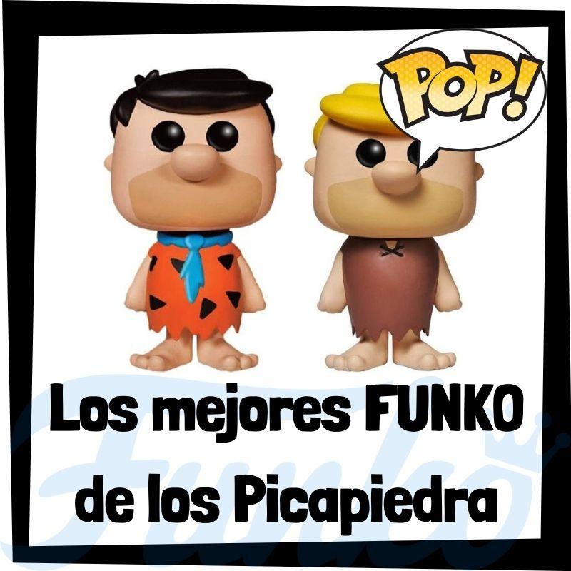 Los mejores FUNKO POP de los Picapiedra