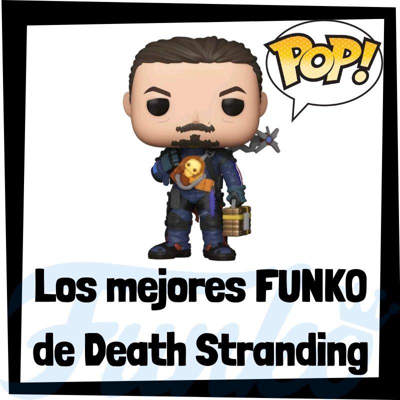 Los mejores FUNKO POP del Death Stranding