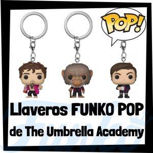 Los mejores llaveros FUNKO POP de The Umbrella Academy