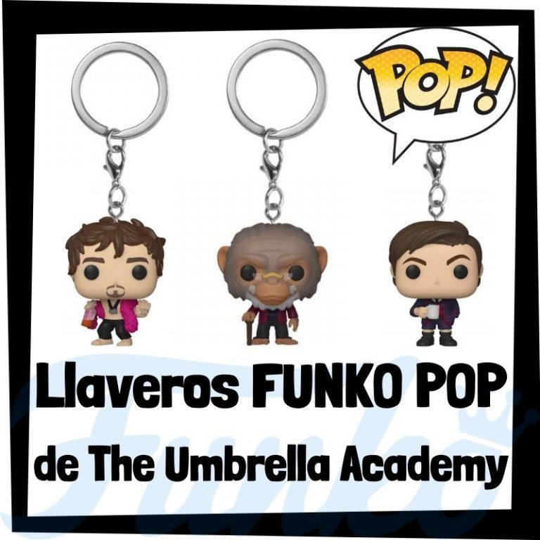 Lee más sobre el artículo Los mejores llaveros FUNKO POP de The Umbrella Academy