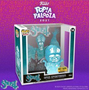 FUNKO POP Albums de Ghost Opus Eponymous de POP A PALOOZA 2021 - Convenciones FUNKO POP de POP A PALOOZA 2021
