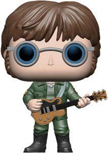 FUNKO POP de John Lennon - Military Jacket - Los mejores FUNKO POP de John Lennon