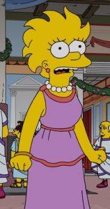 FUNKO POP de Lisandra de los Simpsons I Caramba - Figuras FUNKO POP de los Simpsons Roman
