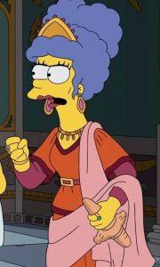 FUNKO POP de Marjora Marge de los Simpsons I Caramba - Figuras FUNKO POP de los Simpsons Roman