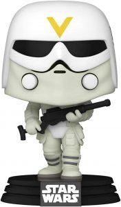 FUNKO POP de Snowtrooper de Star Wars Concept